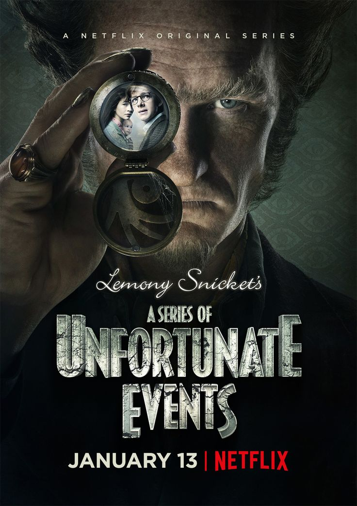 Lemony Snicket's A Series of Unfortunate Events gets a new trailer | Live for Films
