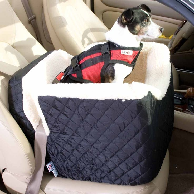 Small Snoozer Lookout I Car Seat for Dogs