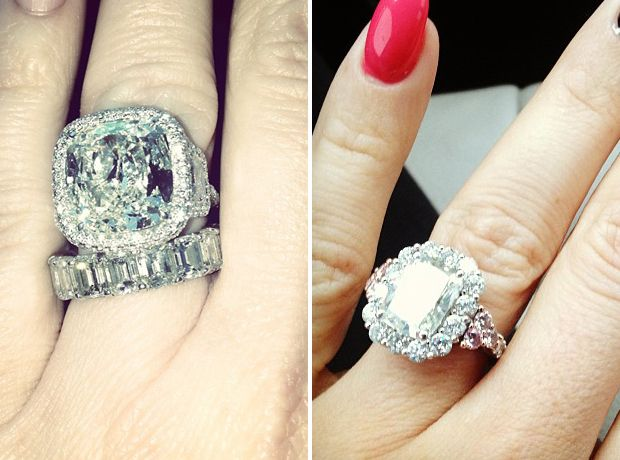 Engagement Ring Kim Zolciak 7 | Everything is Bling ...