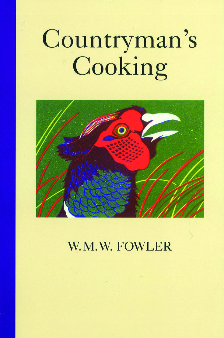 Countryman's Cooking by W M W Fowler. #country #book #game #birds #cooking #recipes #countryman #gamekeeping #GBGameWeek