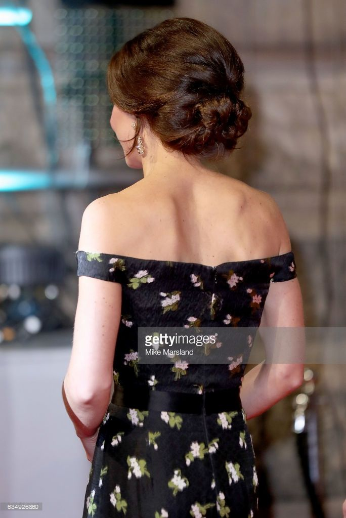 Catherine, Duchess of Cambridge attends the 70th EE British Academy Film Awards (BAFTA) at Royal Albert Hall on February 12, 2017 in London, England. (Photo by Mike Marsland/Mike Marsland/WireImage)