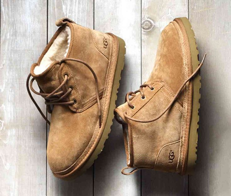 Would totally wear these men uggs.