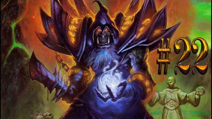 Hearthstone: Warlock: Spooky Deck to lose ranks (Wild#22)