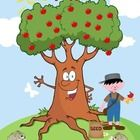 """Johnny Appleseed  What's inside the apple? Johnny Apple""""seed"""" of course! I know it is a corny 2nd/ 3rd grade joke. That's ok, though because this a..."""