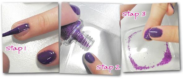 DIY: Kaviaar nagels - Girlz.nl