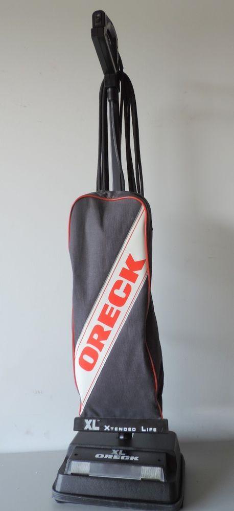 Oreck Xl Upright Vacuum Cleaner Model Xl9800 Vacuum