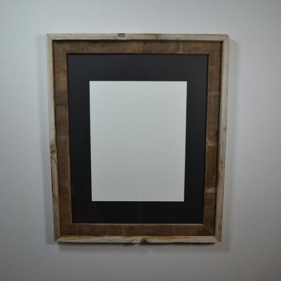 16x20 barnwood frame with mat for 11x14 or 12x16 or 11x17 or 12x18