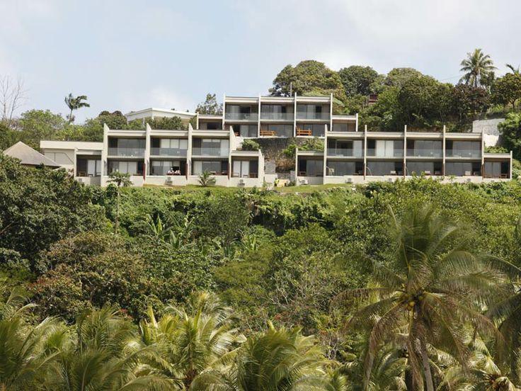 View of The Terraces Boutique Apartments, Vanuatu  www.islandescapes.com.au
