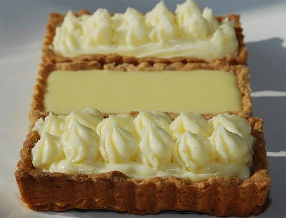 The Most Extraordinary French Lemon Cream Tart
