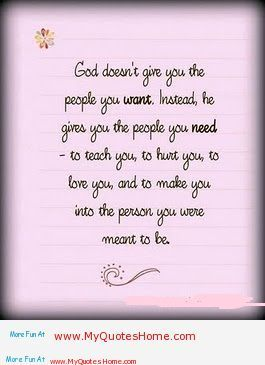 Short Sister In Law Quotes God Gives Us The People We Need That
