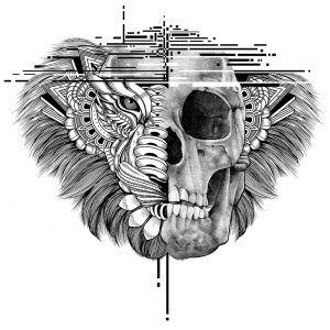 84 best tattoo images on pinterest simple lion tattoo