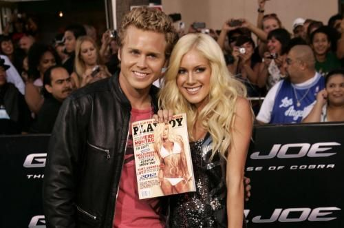 """""""The Hills"""" alum Heidi Montag showed off her growing belly while visiting Crested Butte, Colo., with Spencer Pratt."""