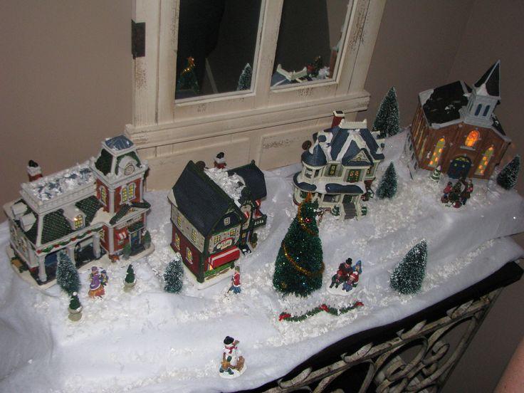 Vintage Tabletop Christmas Tree