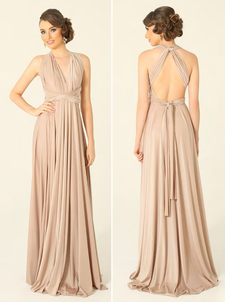 The Poseur Multi Wear Wrap Bridemaid Dress Is A Versatile All Occasion By Tania Olsen Bridesmaid Book An Apointment Diy