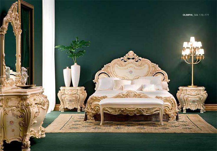 Victorian Bedroom Olimpia