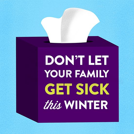 Keep your family healthy this cold & flu season with some common-sense tips