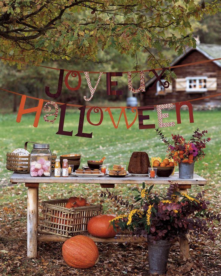 27 best Deco Halloween   Halloween Decor images on Pinterest