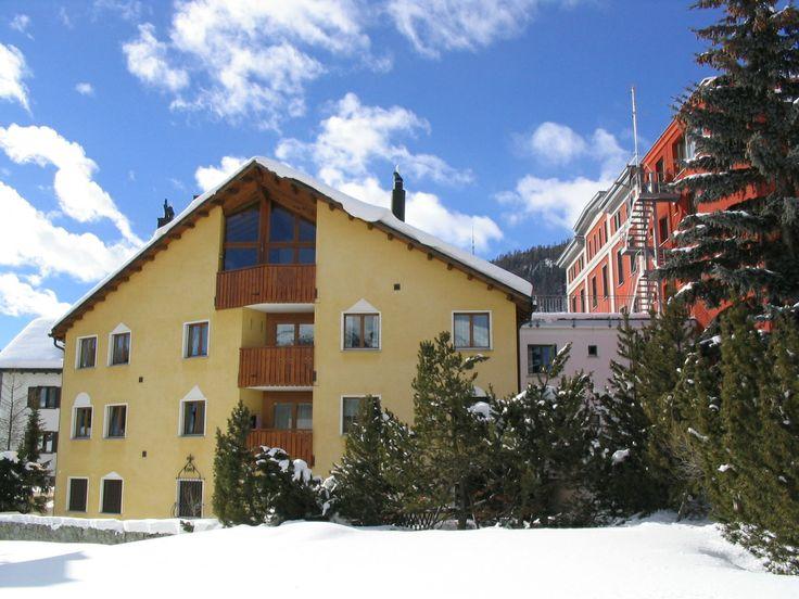 Trend Zum Hotel Misani geh ren auch eine Anzahl Ferienwohnungen Jede Wohnung besteht aus zwei separaten Schlafzimmern