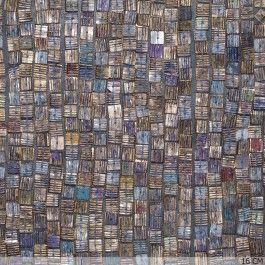 Pailetten Silk Blauw - Pailletten Stof - Stoffen