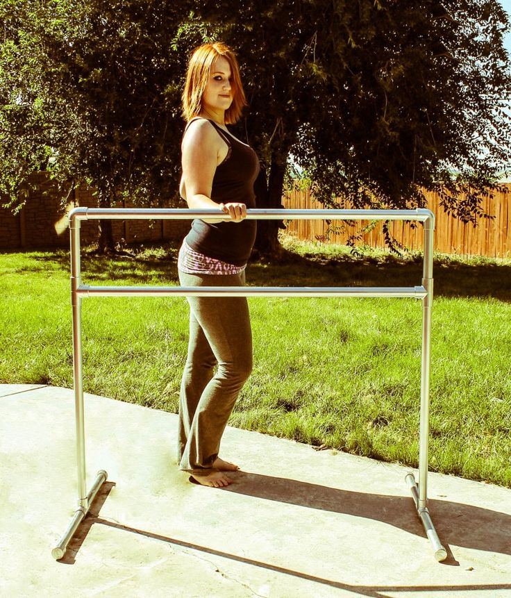 Diy Ballet Barre Amelia Pinterest Barre Workout