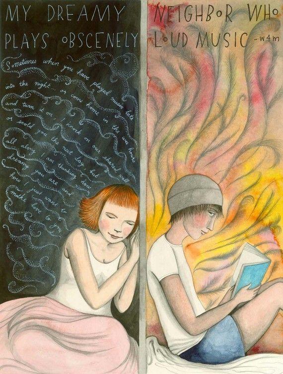 Ilustración de Sophie Blackall