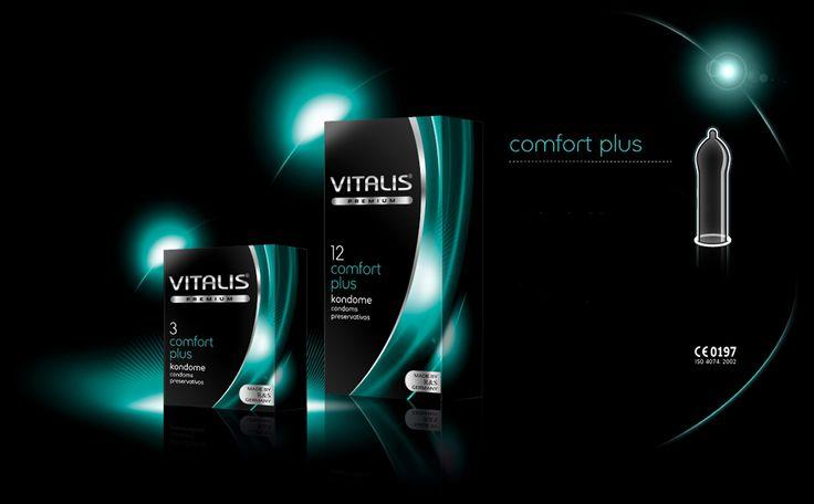 Condom Vitalis - profilattici di qualità, scopri tutti i modelli su www.vibello.it