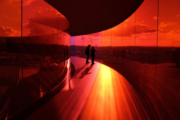 Your Rainbow Panorama, AROS Museum, Aarhus, Denmark