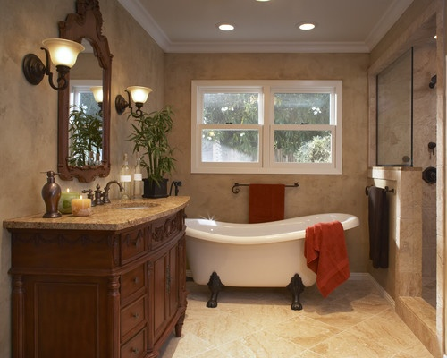 Bathrooms - traditional - bathroom - san francisco - Harrell Remodeling