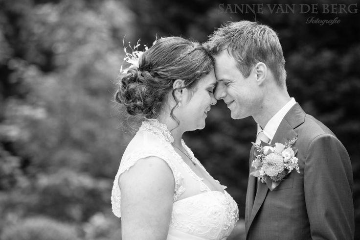 Bruidsfotograaf Sanne van de Berg Fotografie - Bruidsparen 2014-11