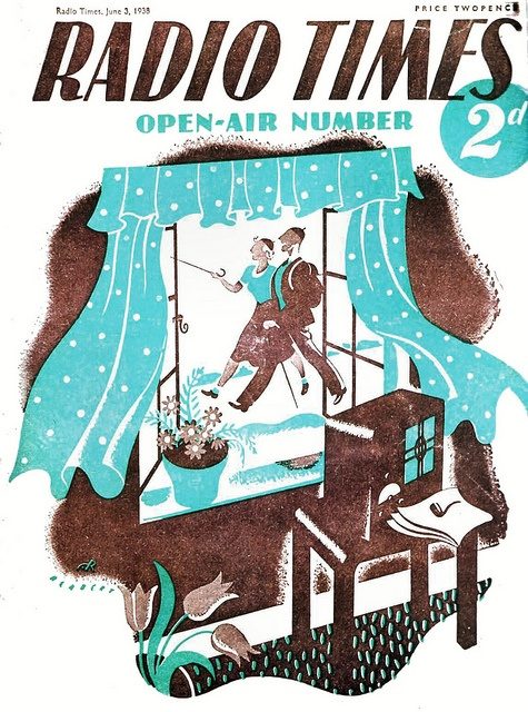 Radio Times Cover 1938-06-03 Open Air by combomphotos, via Flickr