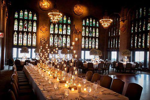 University Club Chicago Wedding Venue