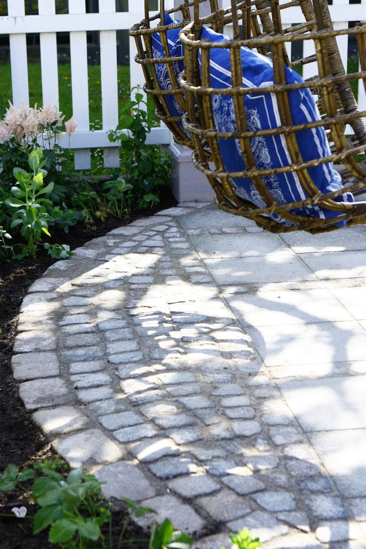 74 best stenläggning images on Pinterest | Garden, Driveways and ...