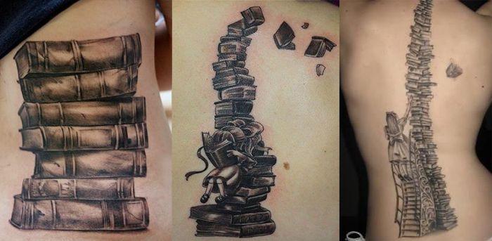 Devolva meu livro, por favor: Tatuagens literárias (parte 2)