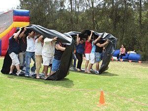 looks like a fun race game
