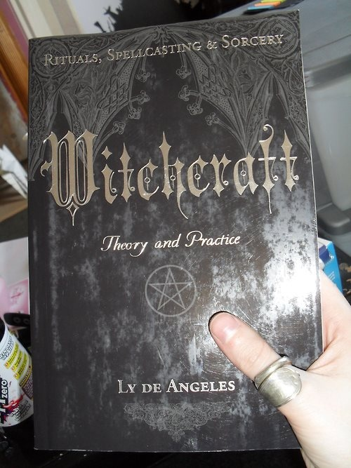 Witchcraft book - Spells - Pinning for the beautiful cover!