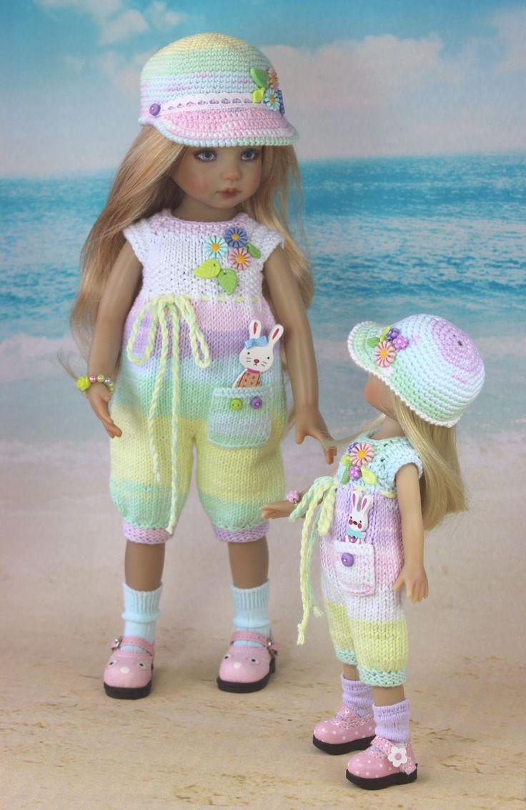 Тамара Липская (Алёшина) - Кукольная мода № 2.Моё ателье... | OK