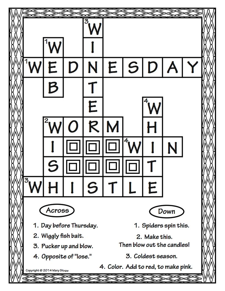 flirting quotes in spanish dictionary crossword puzzles printable