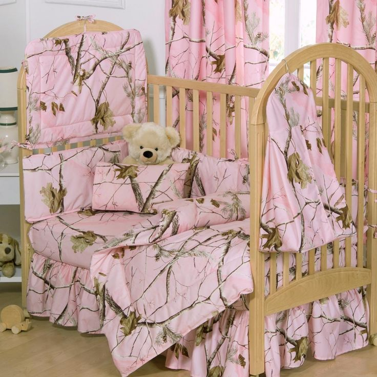 Pink Camo Baby Room - Best Paint for Interior Check more at http://www.chulaniphotography.com/pink-camo-baby-room/