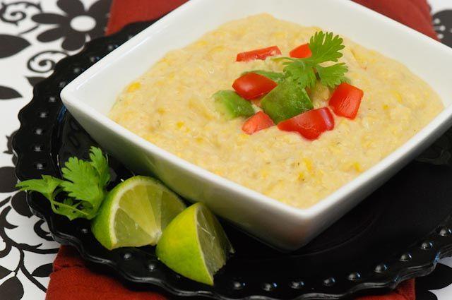 Chipotle Corn Soup - Eat for Your Life | Soups | Pinterest