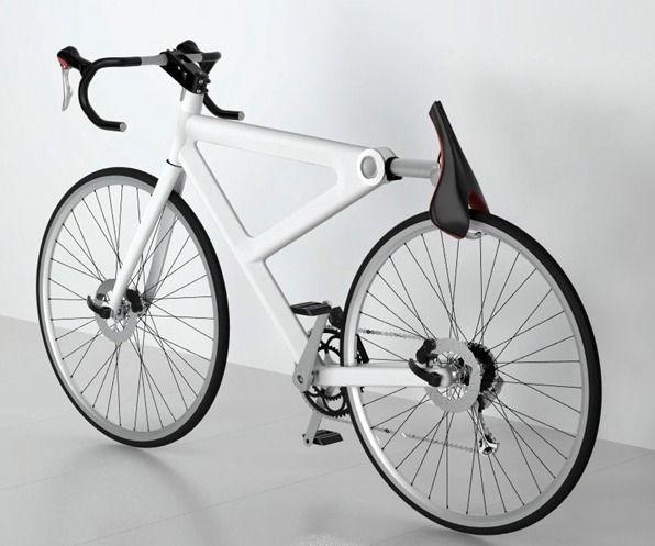 안장으로 자전거를 잠굴 수 있는 신개념 자전거  안장으로 자전거를 잠굴 수 있는 신개념 자전거가 곧 출시될 전망이다. 현재 해외 온라인 매체를 통해서 컨셉 디자인만 공개했을 뿐인데 많은 사람들에게 큰 관심과 인기를 끌고 있다. 자전거 안장의 변화가 만들어낸 아이디어가 매우 돋보이는 작품으로 한국의 젊은 디자이너들이 고안한 창작 아이디어 제품이라 더 흥미롭고 기대된다. 이 자전거가 출시된다면 기존의 자전거 잠..
