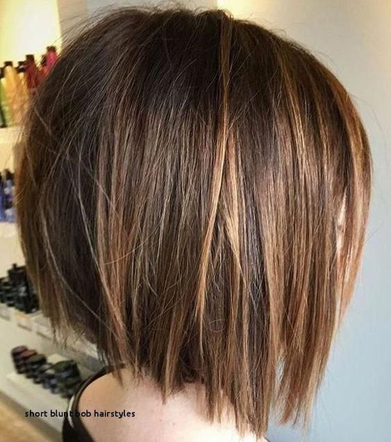 Short Blunt Bob Haircut Styles You Can Copy #mediumbobhaircuts