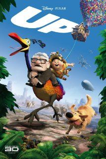 Up (2009) ~ This is crazy. I finally meet my childhood hero and he's trying to kill us. What a joke.