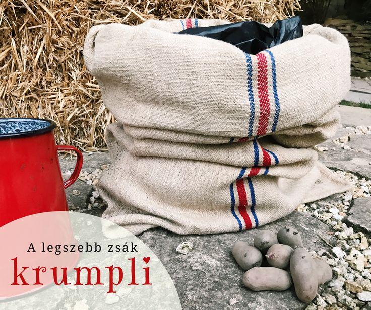 A legszebb zsák krumpli ültetése lépésről lépésre.