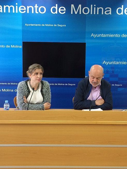 Ayuntamiento de Molina de Segura - La 'Primavera del Libro 2017' de Molina de Segura se celebra del 25 de abril al 12 de mayo
