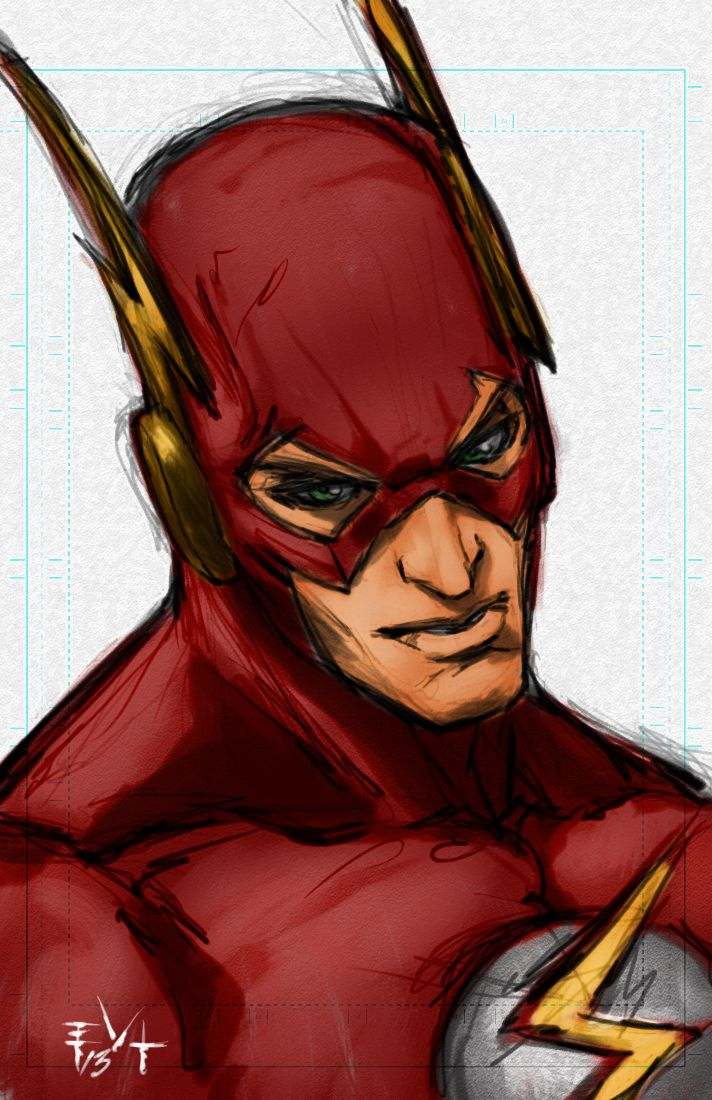 Best 25+ The Flash Sketch Ideas On Pinterest