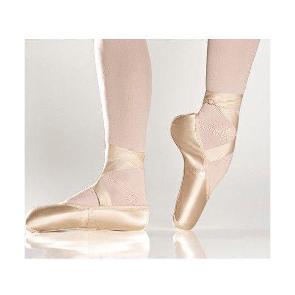 SD 32 - Sapatilha de ponta Fanny - Produtos - Kerche e Kerche ❤ liked on Polyvore featuring ballet