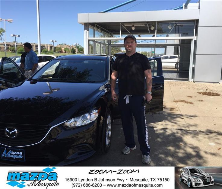 Happy Anniversary to Jimmy on your #Mazda #Mazda6 from Gregory Powell at Mazda of Mesquite!  https://deliverymaxx.com/DealerReviews.aspx?DealerCode=B979  #Anniversary #MazdaofMesquite