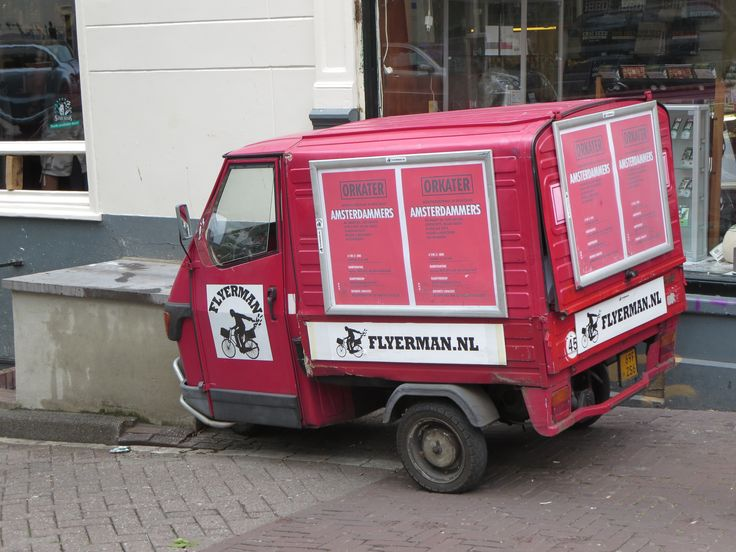 tuktuk red flyerman
