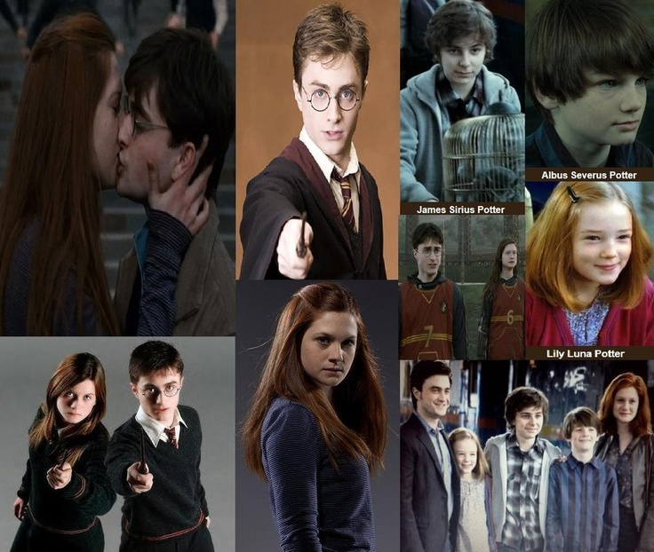 78 Best images about Ginny en harry on Pinterest | The ...  78 Best images ...