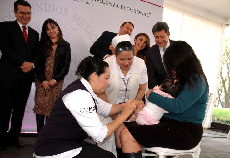 """inicio campaña """"Embajadores por la Vacunación... Ahora influenza Estacional 2015-2016"""" - http://plenilunia.com/novedades-medicas/inicio-campana-embajadores-por-la-vacunacion-ahora-influenza-estacional-2015-2016/37688/"""